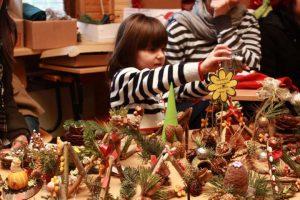 Хуманитарен новогодишен базар