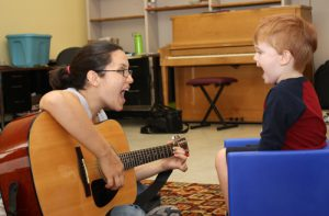 Музикотерапија и аутизам