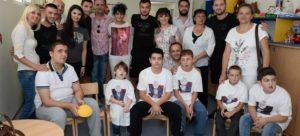 Вардарци го посетија здружението ВО МОЈОТ СВЕТ
