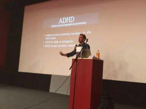 """Конференција на тема """"АДХД – Дефицит на вниманието, хиперактивност и импулсивност"""""""