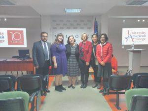 """Панел Дискусија на тема """"Да се  живее и старее со аутизам, Британски и македонски искуства"""""""