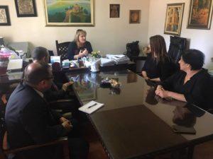 Работна средба – Охрид