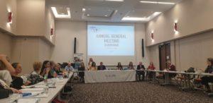 Во Мојот Свет по трет пат на Годишно Генерално Собрание на АДХД Европа
