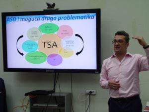 Конференција: Специфичности кај лицата со Аутистичен спектар – Влатко Дабиќ